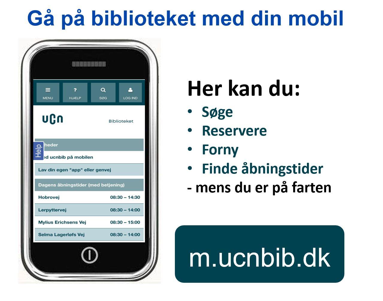 Mobilsite dansk