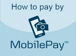 Pay by MobilePay